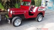 venta de jeep willys modelo 62