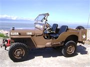VENDO WILLYS 1946 CJ2A 4X4