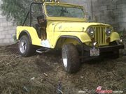 Jeep Willys Convertible 1960