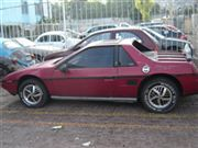 Pontiac FIERO Coupe 1984