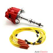 Distribuidor Electronico Performance Ford 351w Cables Accel