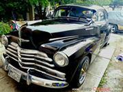 Chevrolet Feet Line Coupe 1948