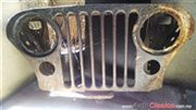 Frente de Jeep Willys