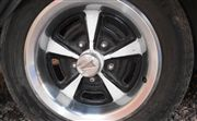 Pontiac Rally wheels Rines originales para Muscle Car GTO, Trans am, Firebird, 1964-1973 5 en 120