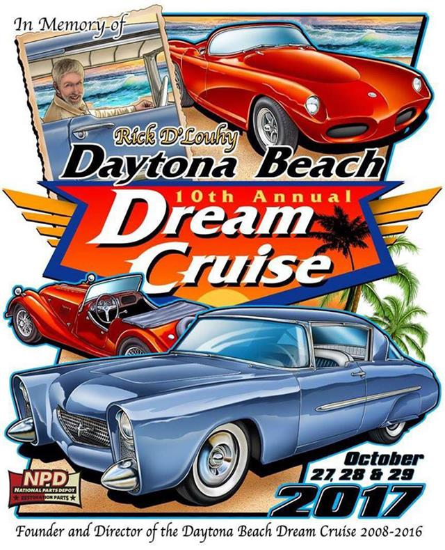 10th Annual Daytona Beach Dream Cruise
