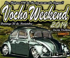 Vocho Weekend 2014