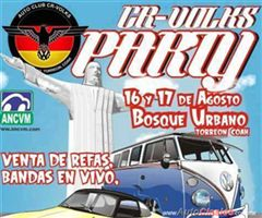 CR-Volks Party - Torreón Coah.