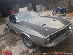 1973 Ford Mustang Mach one Fastback