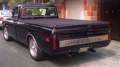 CHEVROLET PICK UP 1971