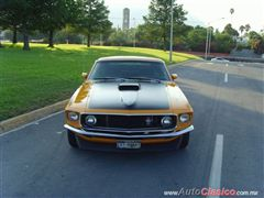 1969 Ford Mustang SportsRoof
